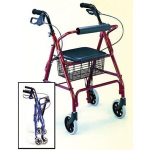 Rollators Walkers & Wheelchairs